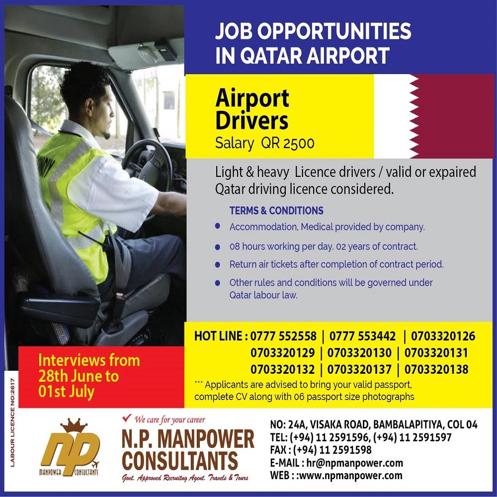 Driver Air Port